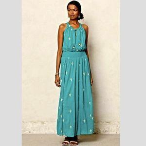 Floreat Skyscape Maxi Dress